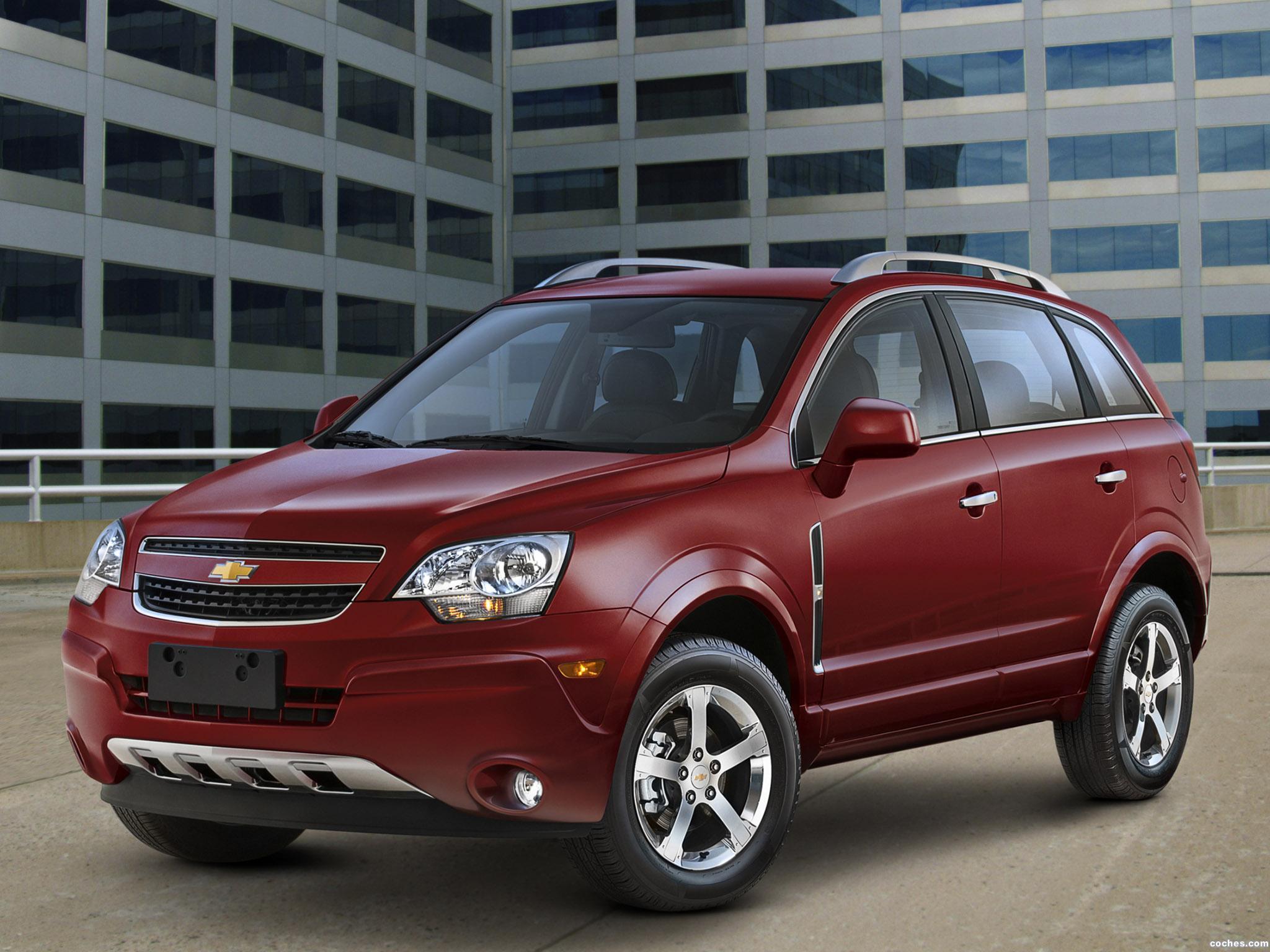 Foto 0 de Chevrolet Captiva Sport 2011