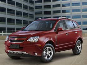 Ver foto 1 de Chevrolet Captiva Sport 2011