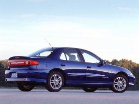 Ver foto 3 de Chevrolet Cavalier 2004