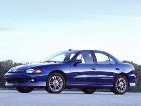 Ver foto 2 de Chevrolet Cavalier 2004