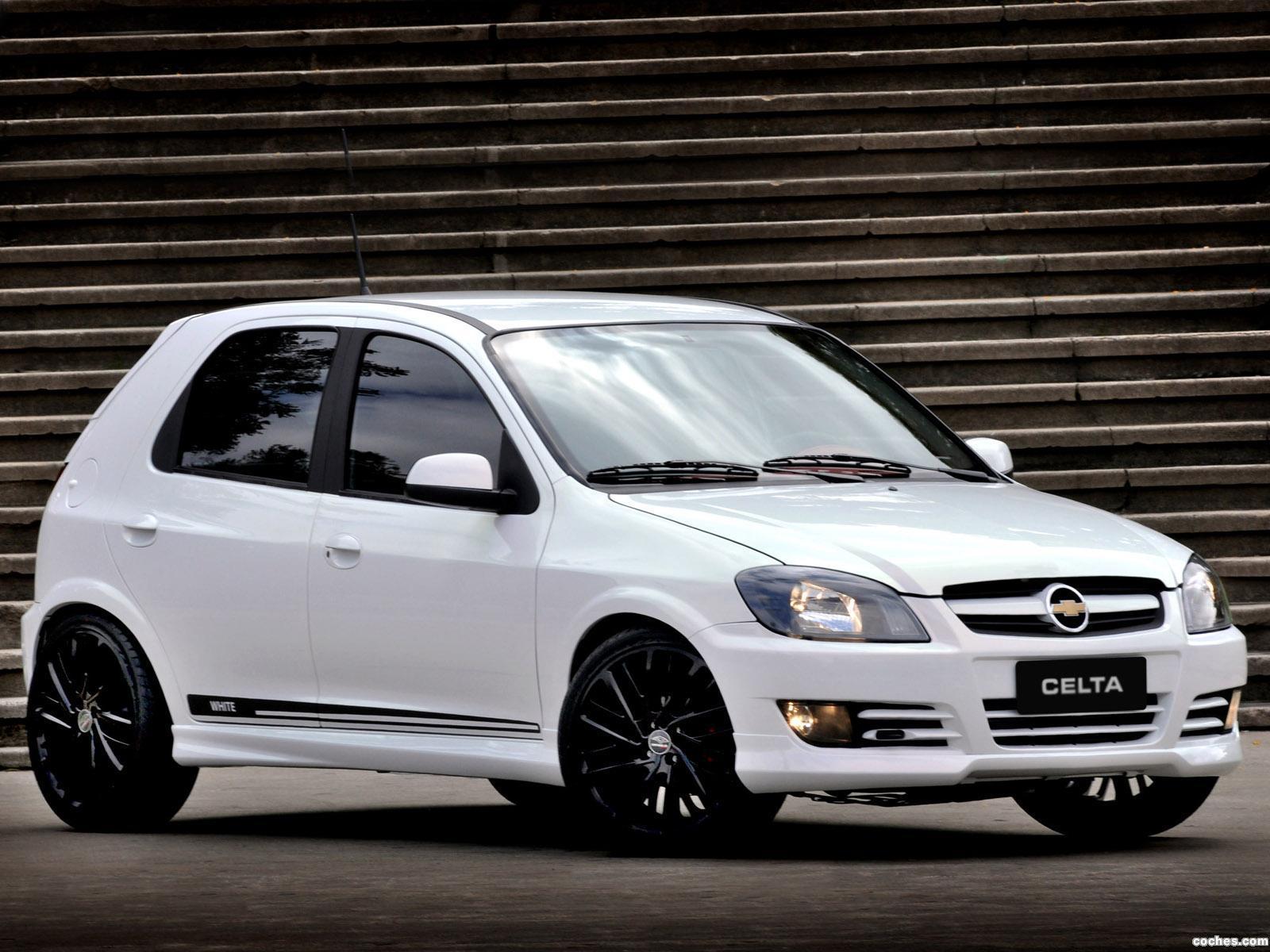 Foto 0 de Chevrolet Celta White Concept 2010