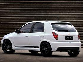 Ver foto 3 de Chevrolet Celta White Concept 2010