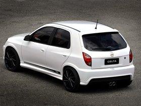 Ver foto 2 de Chevrolet Celta White Concept 2010