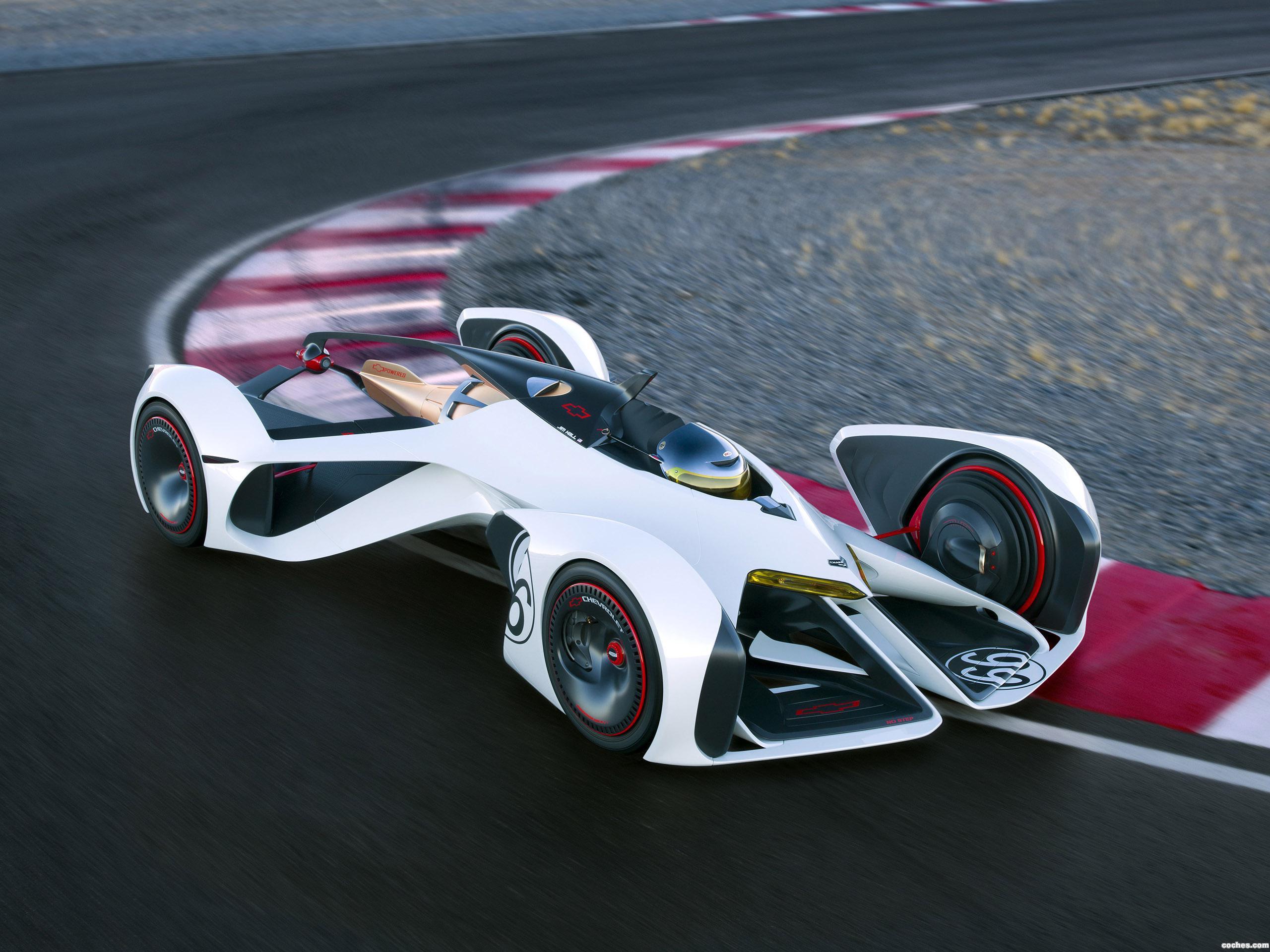 Foto 0 de Chevrolet Chaparral ZX Vision Gran Turismo Concept 2014