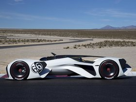 Ver foto 8 de Chevrolet Chaparral ZX Vision Gran Turismo Concept 2014