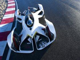 Ver foto 4 de Chevrolet Chaparral ZX Vision Gran Turismo Concept 2014