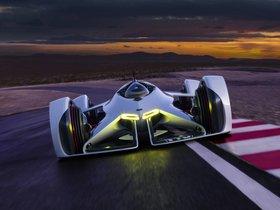 Ver foto 3 de Chevrolet Chaparral ZX Vision Gran Turismo Concept 2014