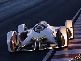 Ver foto 2 de Chevrolet Chaparral ZX Vision Gran Turismo Concept 2014