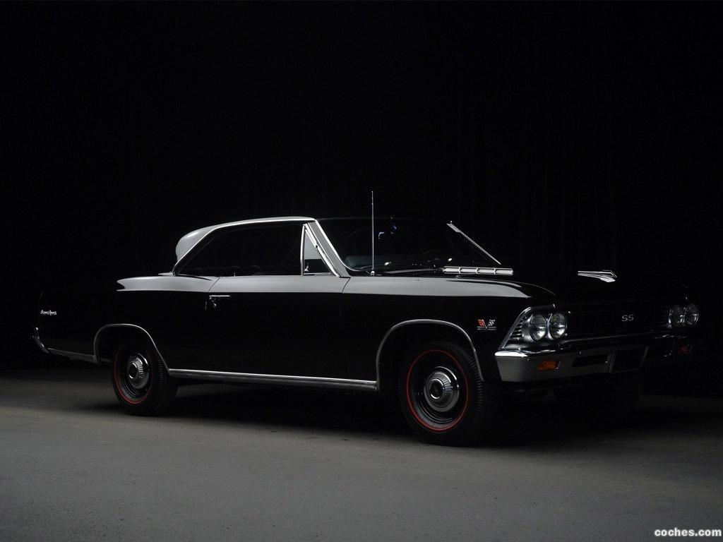 Foto 4 de Chevrolet Chevelle SS 1966