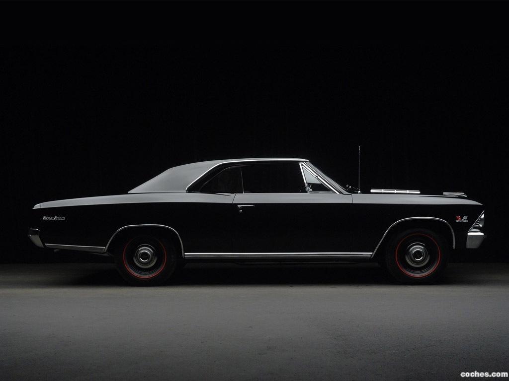 Foto 3 de Chevrolet Chevelle SS 1966