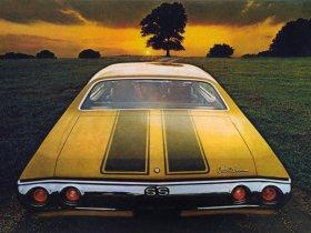 Ver foto 7 de Chevrolet Chevelle SS 1971