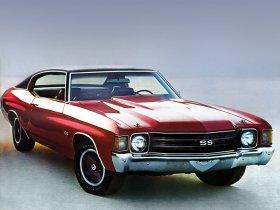 Ver foto 2 de Chevrolet Chevelle SS 1971