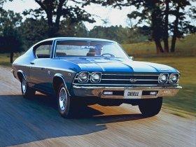 Ver foto 8 de Chevrolet Chevelle SS 2 door Hardtop 1969