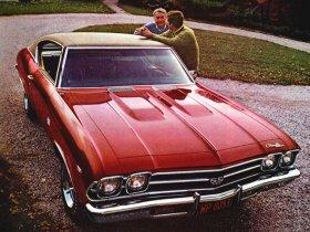 Ver foto 6 de Chevrolet Chevelle SS 2 door Hardtop 1969