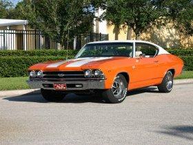 Ver foto 4 de Chevrolet Chevelle SS 2 door Hardtop 1969