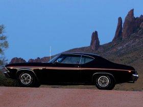 Ver foto 2 de Chevrolet Chevelle SS 2 door Hardtop 1969