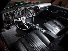 Ver foto 9 de Chevrolet Chevelle SS 454 PRO LS6 Convertible 2010