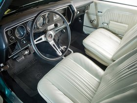 Ver foto 8 de Chevrolet Chevelle SS 454 PRO LS6 Convertible 2010