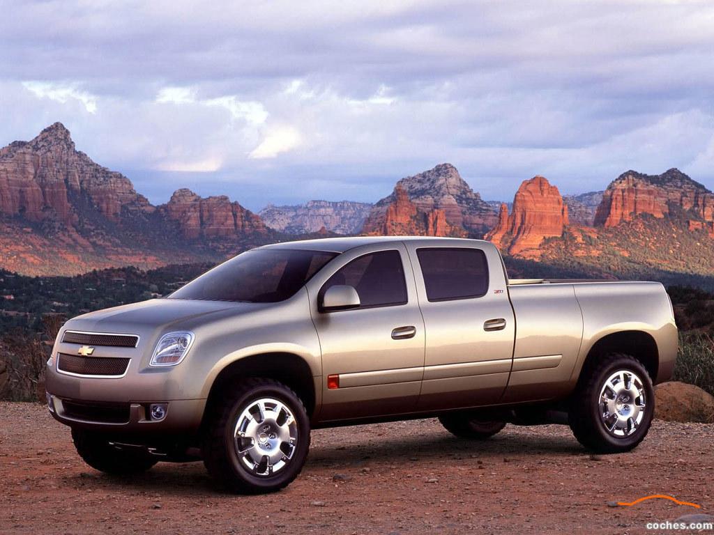 Foto 1 de Chevrolet Cheyenne Concept 2004