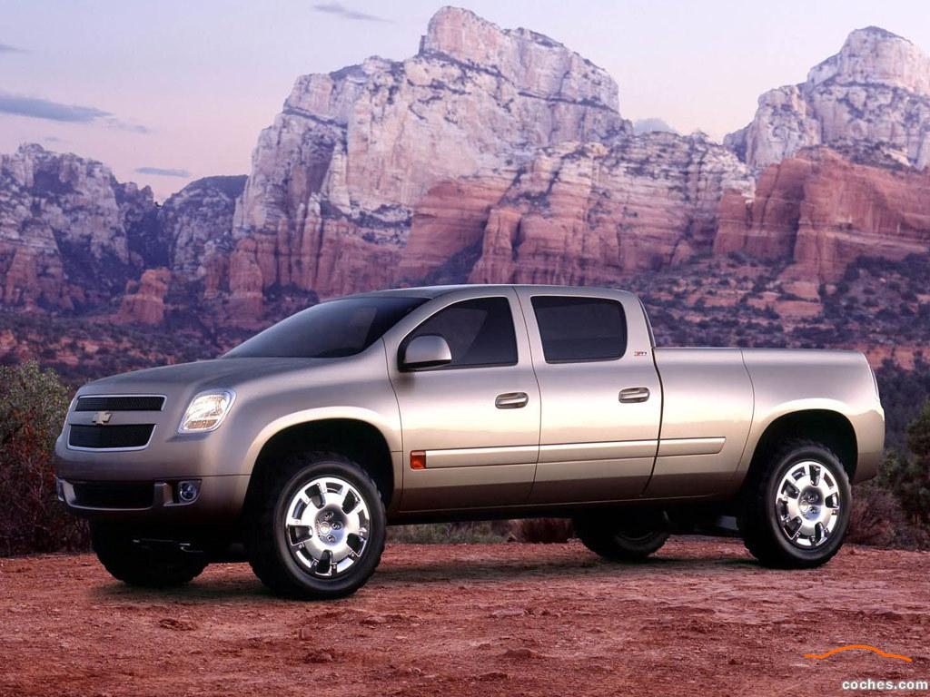 Foto 0 de Chevrolet Cheyenne Concept 2004