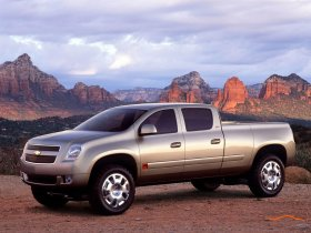 Ver foto 2 de Chevrolet Cheyenne Concept 2004