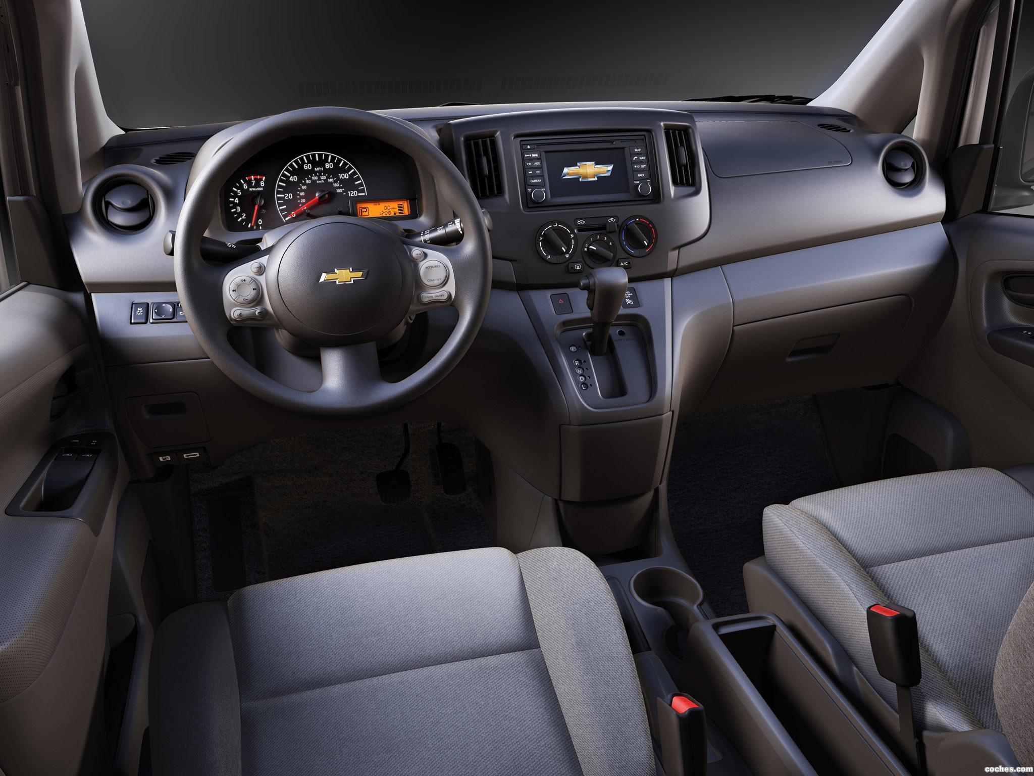 Foto 2 de Chevrolet City Express 2014
