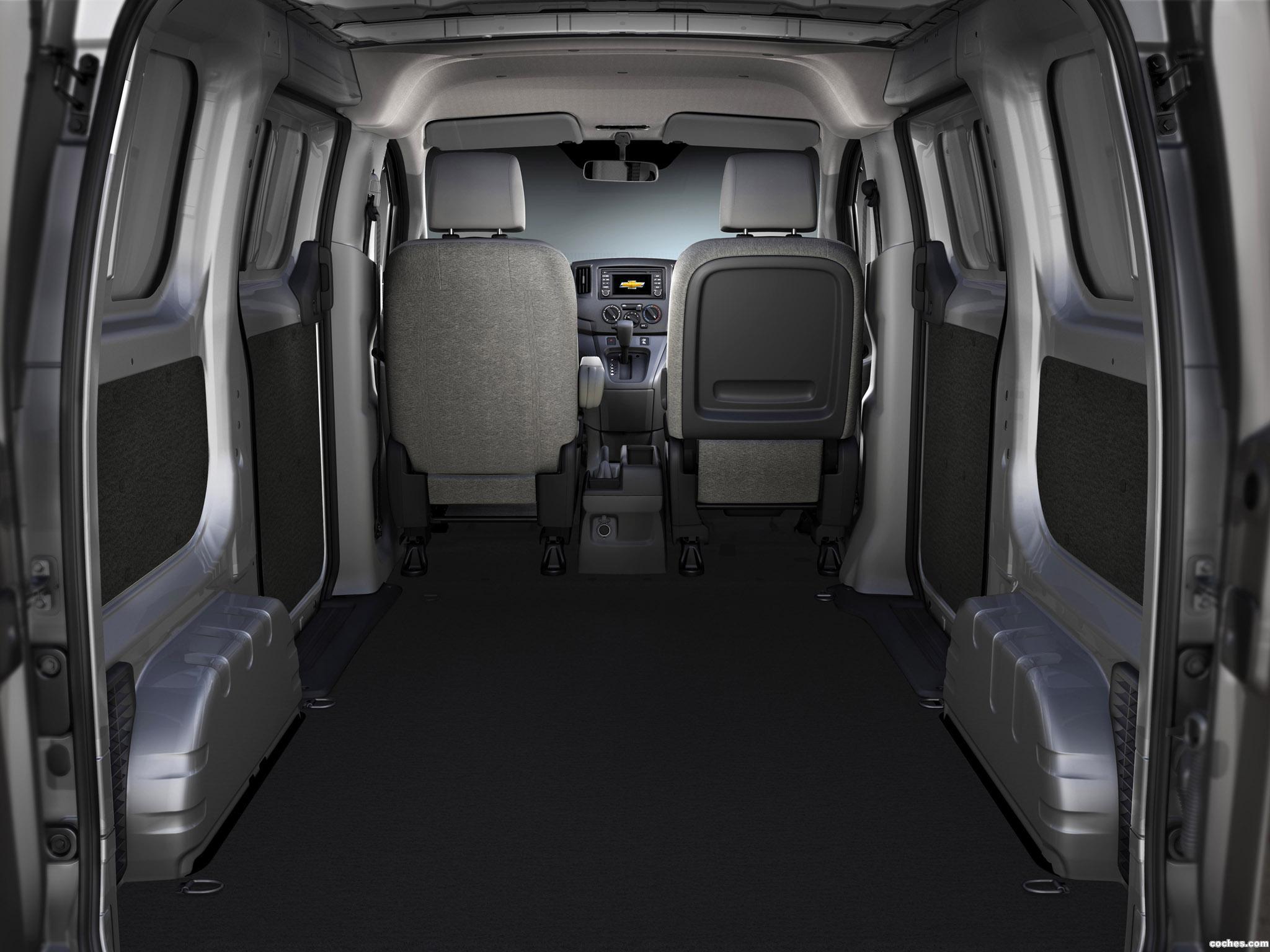 Foto 1 de Chevrolet City Express 2014