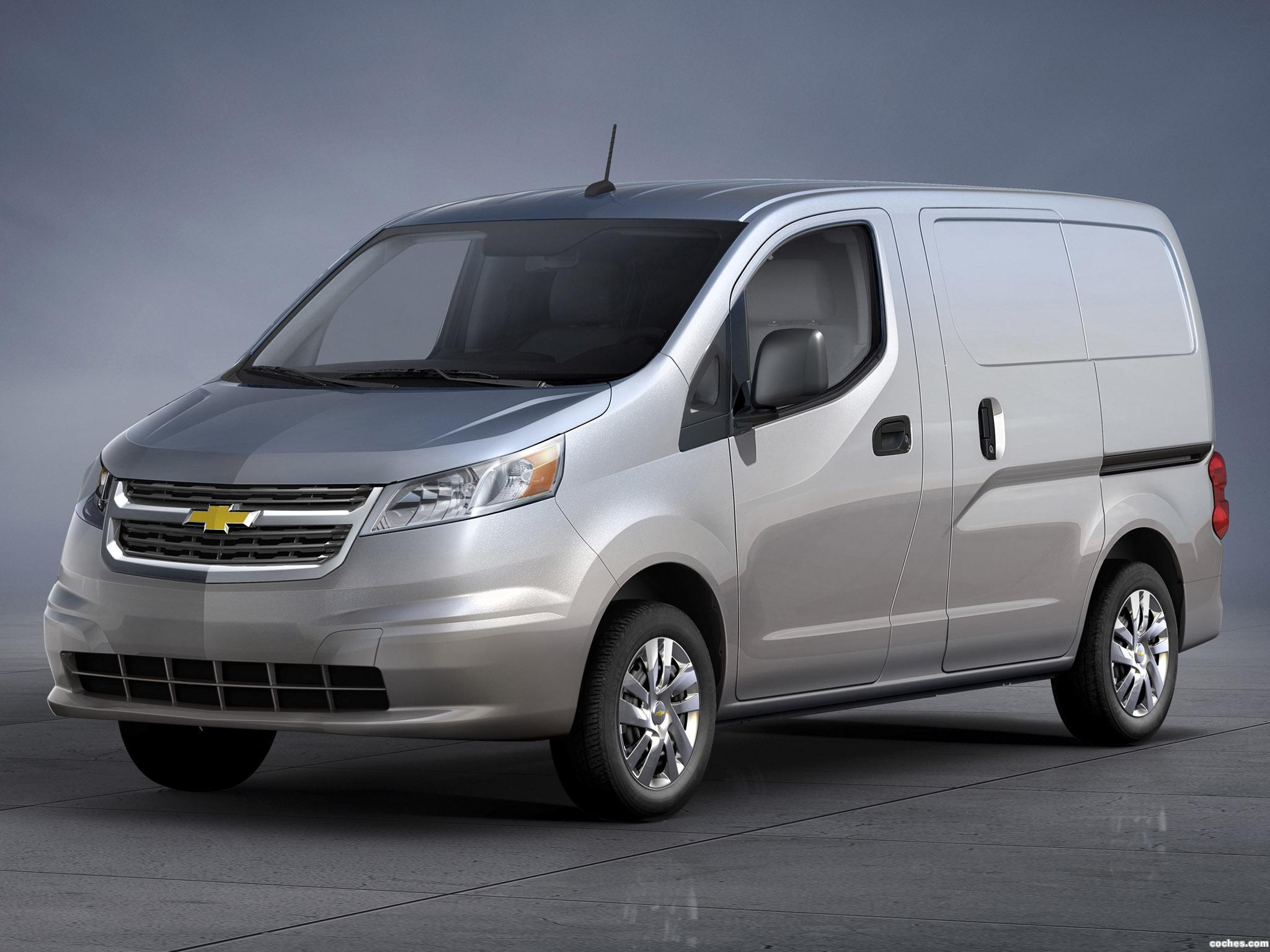 Foto 0 de Chevrolet City Express 2014