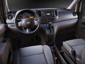 Ver foto 3 de Chevrolet City Express 2014