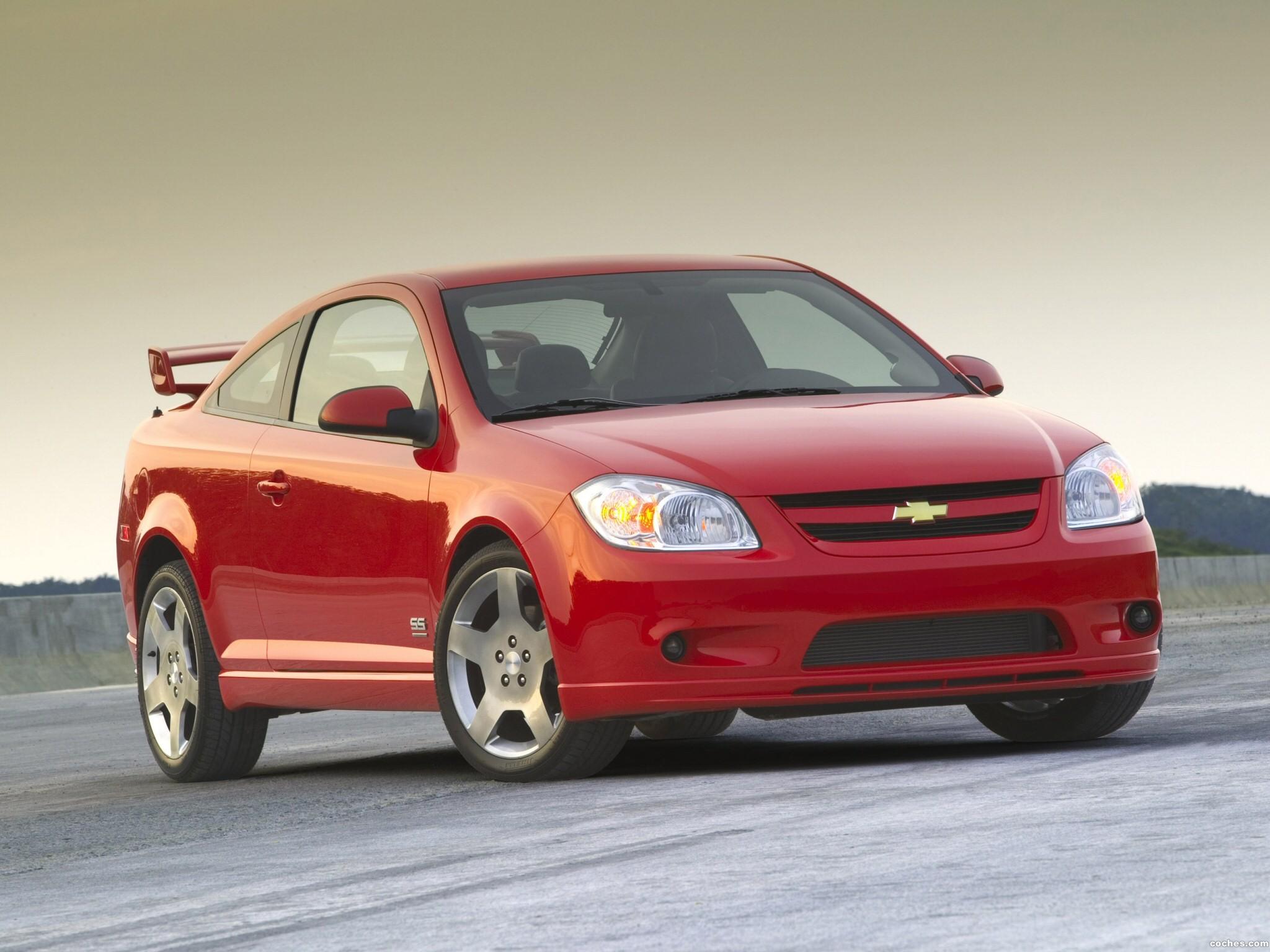 Foto 0 de Chevrolet Cobalt SS Supercharged 2005