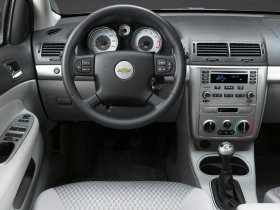 Ver foto 6 de Chevrolet Cobalt SS Supercharged 2005