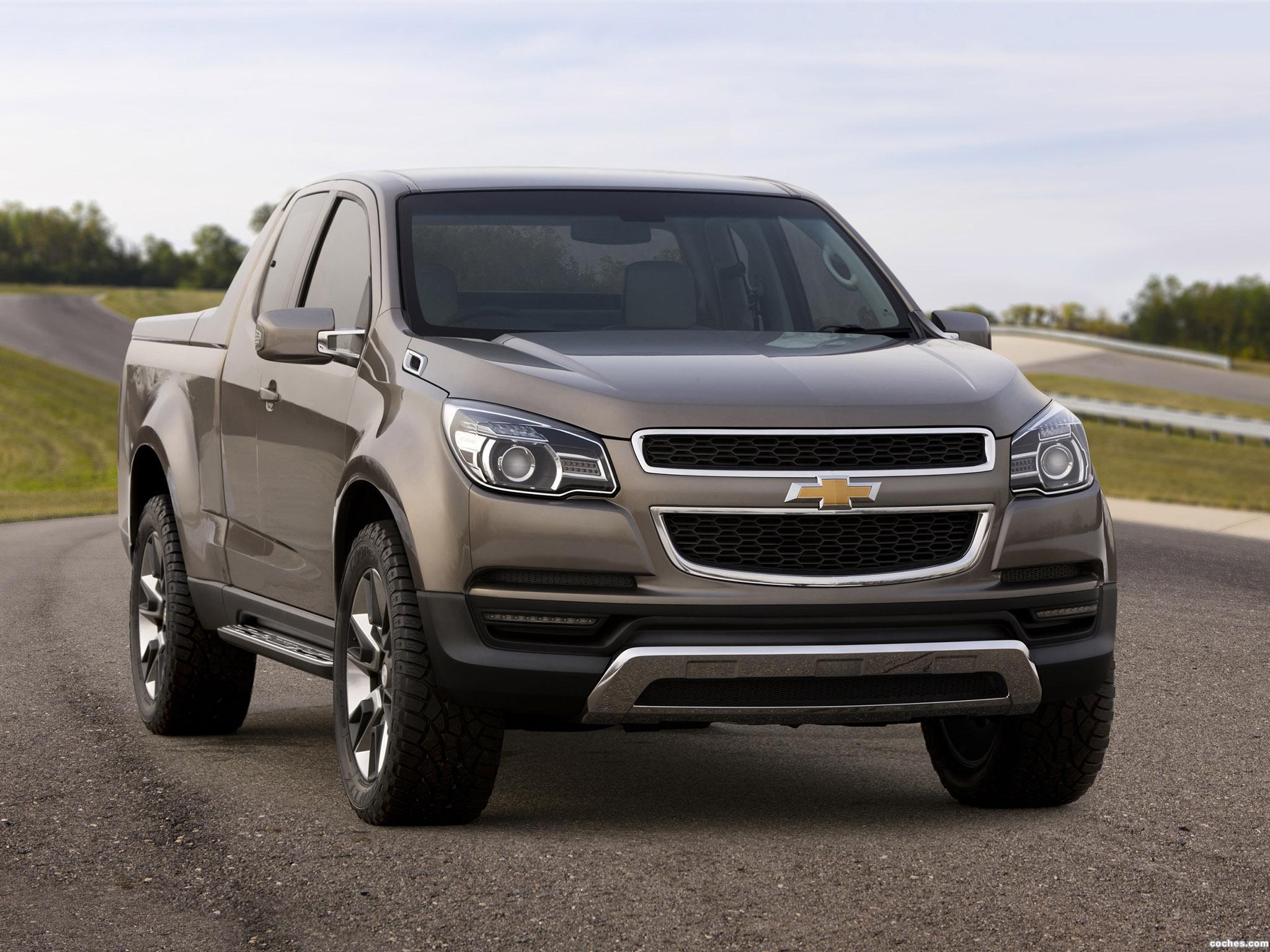 Foto 0 de Chevrolet Colorado Concept 2011