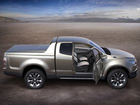 Ver foto 6 de Chevrolet Colorado Concept 2011