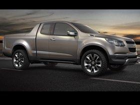 Ver foto 5 de Chevrolet Colorado Concept 2011