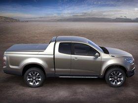 Ver foto 4 de Chevrolet Colorado Concept 2011