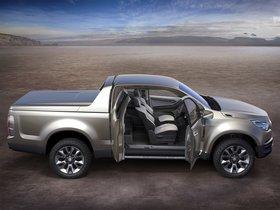 Ver foto 3 de Chevrolet Colorado Concept 2011