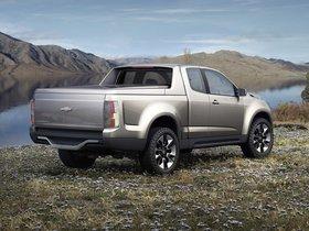 Ver foto 2 de Chevrolet Colorado Concept 2011