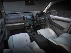 Ver foto 16 de Chevrolet Colorado Concept 2011