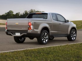 Ver foto 12 de Chevrolet Colorado Concept 2011