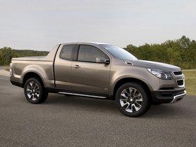 Ver foto 10 de Chevrolet Colorado Concept 2011