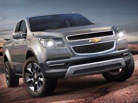 Ver foto 9 de Chevrolet Colorado Concept 2011
