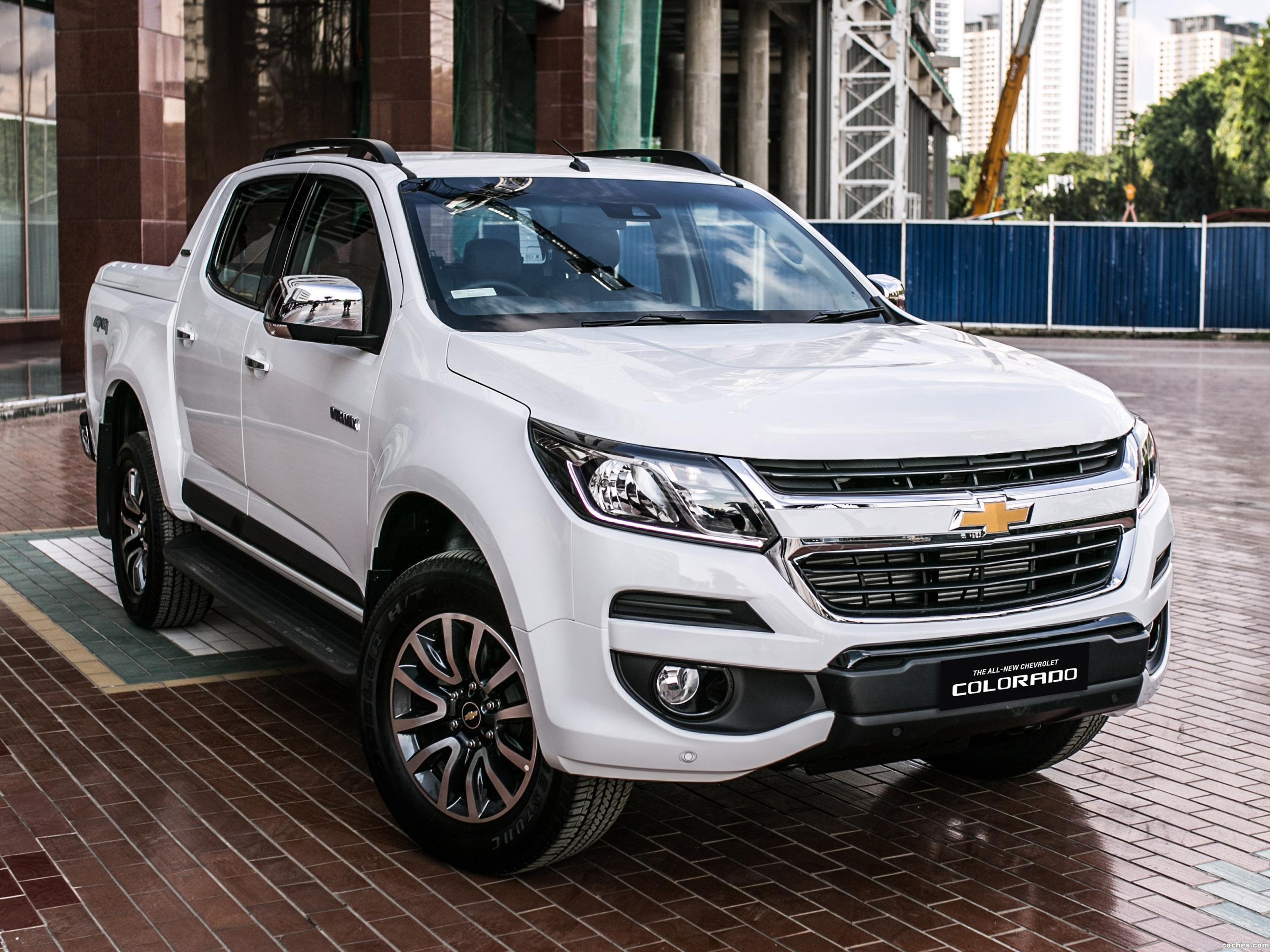 Foto 0 de Chevrolet Colorado High Country India 2017