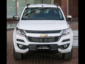 Ver foto 2 de Chevrolet Colorado High Country India 2017