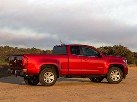 Ver foto 4 de Chevrolet Colorado LT Extended Cab 2015
