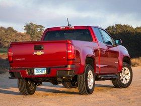 Ver foto 3 de Chevrolet Colorado LT Extended Cab 2015