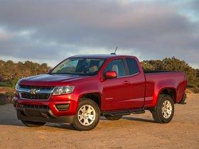 Ver foto 2 de Chevrolet Colorado LT Extended Cab 2015