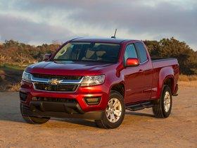 Ver foto 1 de Chevrolet Colorado LT Extended Cab 2015