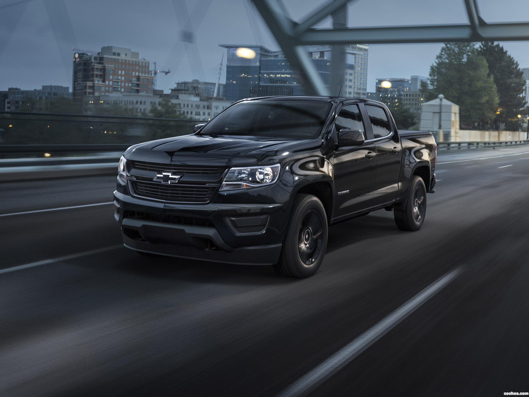 Foto 2 de Chevrolet Colorado LT Midnight Crew Cab 2015