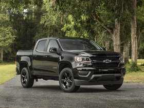 Ver foto 1 de Chevrolet Colorado LT Midnight Crew Cab 2015
