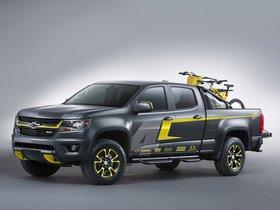 Ver foto 4 de Chevrolet Colorado Performance Concept 2014